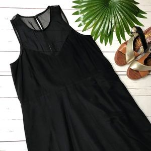 {Madewell} sz XS Parkview dress 100% silk